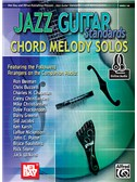 Jazz Guitar Standards: Chord Melody Solos (Book/Online Audio)