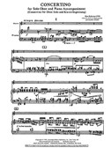 Nikos Skalkottas: Concertino For Oboe And Piano
