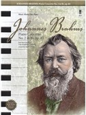 Johannes Brahms: Piano Concerto No.2 In B Flat Op.83. Sheet Music, CD