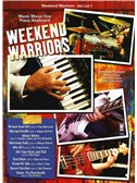 Weekend Warriors: Volume 1 - Piano/Keyboard