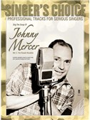 Singer's Choice: Sing The Songs Of Johnny Mercer, Volume 2 (For Female Vocalists) (Book/CD)