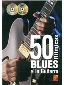 Manuel Haya: 50 Blues Ritmicas A La Guitarra (Book/CD/DVD)