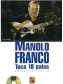 Manolo Franco: Estudio De Estilo (Book/CD)
