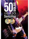 Martin Garcia: 50 Solos De Bajo Sencillos (Libro/CD/DVD)