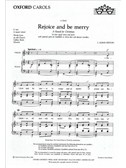 John Rutter: Rejoice And Be Merry Unison (Divisi)