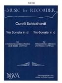 Arachangelo Corelli: Trio Sonata in D minor