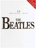 The Beatles: 20 Greatest Hits Easy Guitar Edition