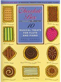 Harris: Chocolate Box 10 Musical Treats For Flute And Piano