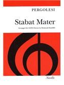 Giovanni Pergolesi: Stabat Mater (Novello Edition - Vocal Score)
