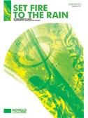 Adele: Set Fire To The Rain - SAB/Piano