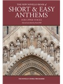 The New Novello Book Of Short & Easy Anthems For Upper Voices