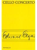 Edward Elgar: Cello Concerto Miniature Score