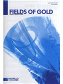 Sting: Fields Of Gold (SATB/Piano)