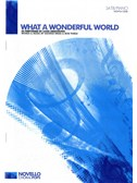 Louis Armstrong: What A Wonderful World (SATB/Piano)