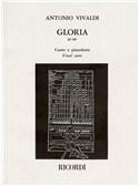 Antonio Vivaldi: Gloria RV.589 (Vocal Score)