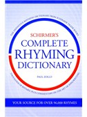 Schirmer s Complete Rhyming Dictionary