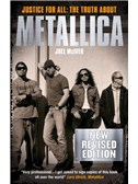 Joel McIver: Justice For All - The Truth About Metallica (Revised Edition)