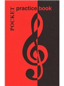 Blank Pocket Practice Book (18 Lessons)