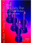 Scott Joplin: Three Joplin Rags - Violin Quartet