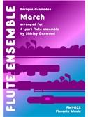 Enrique Granados: March (Flute Ensemble)