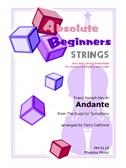 Franz Joseph Haydn: Andante (The Surprise Symphony)  - String Ensemble