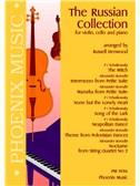 The Russian Collection (Violin, Cello And Piano)