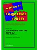 Harold Arlen: Somewhere Over The Rainbow (Flexible Ensemble)