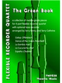 The Green Book - Recorder Ensemble Score/Parts. Sheet Music