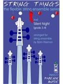 String Things Ensemble Series: Silent Night - Flexible String Ensemble Score/Parts
