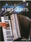 Akkordeon Highlights 2. Accordion Sheet Music