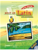 Best Of Latin. Play Along. Accordion Sheet Music, CD