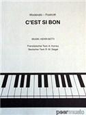 Henri Betti: C'est Si Bon