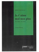 Serge Gainsbourg : Livres de partitions de musique