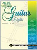 20 Guitar Lights - 20 Easy Evergreens For Solo Guitar