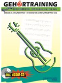 Fred Harz: Gehörtraining Für Gitarristen (Mit CD)