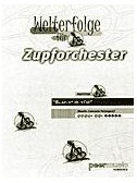 Welterfolge Für Zupforchester: Augustin Lara - Granada (Score)