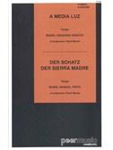 A Media Luz / Der Schatz Der Sierra Madre (Combo)