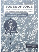 Power Of Voice - Lied Der Wolgaschlepper (Für Männerchor TTBB)