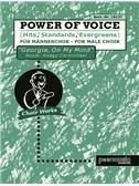 Power Of Voice - Georgia, On My Mind (Für Männerchor TTBB)