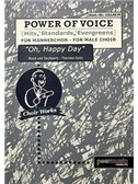 Power Of Voice - Oh, Happy Day (Für Männerchor TTBB)