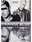 Orange Blue: Shes Got That Light (Für Männerchor TTBB)