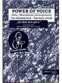 Power Of Voice -  Du Lässt Dich Gehen (Für Männerchor TTBB)