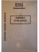 Arr. Cy Payne: Mambo Italiano. Big Band & Concert Band Sheet Music