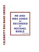 Michael Bublé: Me and Mrs. Jones - Voice/Big Band. Sheet Music