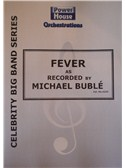 Eddie Cooley/John Davenport: Fever (Michael Buble) (Arr. Cy Payne). Big Band & Concert Band Sheet Music