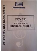 Eddie Cooley/John Davenport: Fever (Michael Buble) (Arr. Cy Payne). Big Band & Concert Band Sheet Music