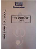 Dusty Spingfield: The Look Of Love (Arr. Cy Payne). Big Band & Concert Band Sheet Music