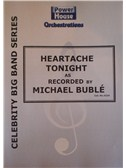 The Eagles: Heartache Tonight (Arr. Cy Payne). Big Band & Concert Band Sheet Music