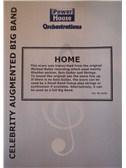 Michael Buble: Home (Arr. Cy Payne). Big Band & Concert Band Sheet Music