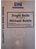 Michael Buble: Jingle Bells (Arr. Cy Payne). Big Band & Concert Band Sheet Music
